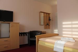 Hotel Pension garni Schwerin-Unterkunft