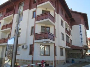 Todorini Kuli Alexander Services Apartments