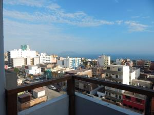 Mini Penthouse con Vista al Oceano Pacifico