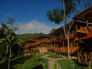 Las Jawas Lodge
