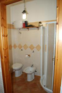 A bathroom at Apartment Bouganvilles
