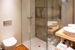 A bathroom at Porto de Rio