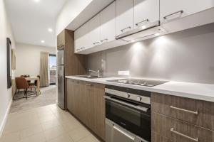 A kitchen or kitchenette at Quest Nowra