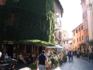 Vatican Trastevere