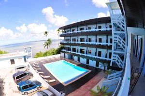Blue Ocean View Hotel