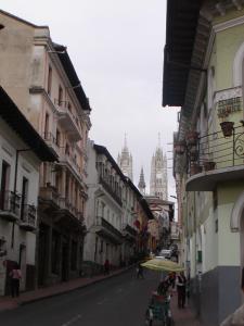 Habitación centro historico Quito