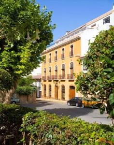 Hotel Casapalaciega S.XIX