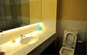 Yinchuan Golden Snail Hotel Apartment