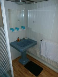 A bathroom at Elm Bank Lodge Guest House