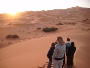 Best Morocco Tours Campsite
