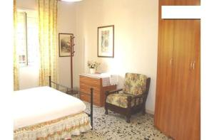 A bed or beds in a room at Residenza V