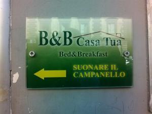 B&B Casa Tua