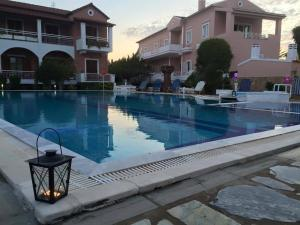 Πισίνα στο ή κοντά στο Villa Angela Corfu