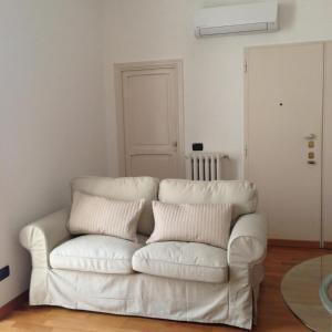 Ein Sitzbereich in der Unterkunft Appartamentino Vittorio Emanuele