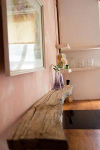 Ванная комната в Apartment Lida Castle
