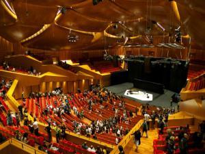 Rome Suites & Apartments Auditorium