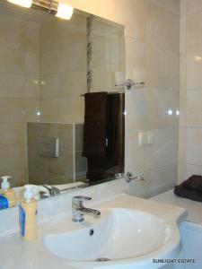 Ein Badezimmer in der Unterkunft Banana Garden A