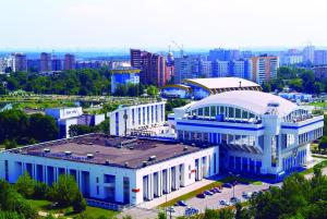 Hotel of Volleyball Center of Odintsovo
