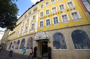 (Hotel Würzburger Hof ****)