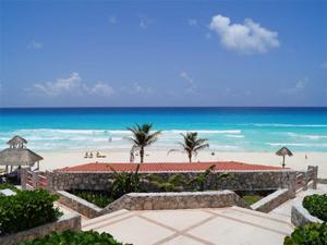 Apartment Ocean Front Cancun