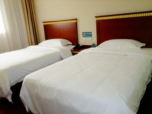 GreenTree Inn ShanDong JiNan BeiYuan YinZuo Business Hotel