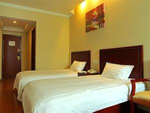 GreenTree Inn JiangSu Changzhou Jintan Ximen Street Material Market Business Hotel