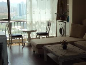 Yantai Laishan Shiji Huafu Sea View Apartment