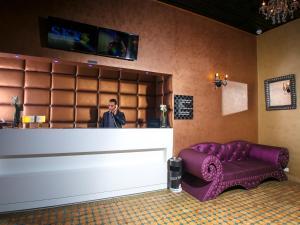 Ushuaia clubbing hôtel