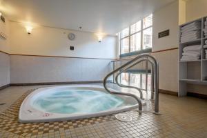 The swimming pool at or near Whistler Peak Lodge
