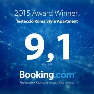 Testaccio Roma Style Apartment
