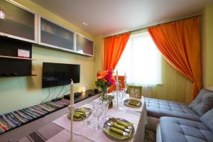 Izumrudnye Holmy Crocus Expo (Apartment Izumrudnye Holmy Luxury)
