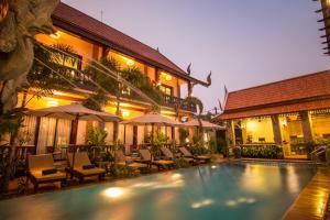Kralanh Pool Villa