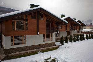 Cottages Homutovskiy Dvorik