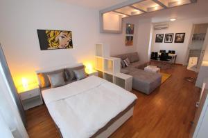 New Belgrade apartment Neven