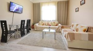 Гостиная зона в Apartment on Kiseleva 15