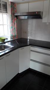 Een keuken of kitchenette bij Apartment Descamps
