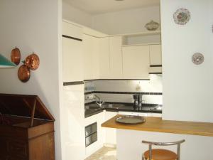 A kitchen or kitchenette at Residence Alice
