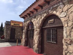 Monterey Inn Hotel Long Beach California Motel Ca Booking