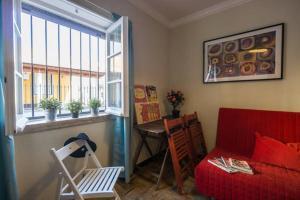 A seating area at Cascais Boutique Apartment