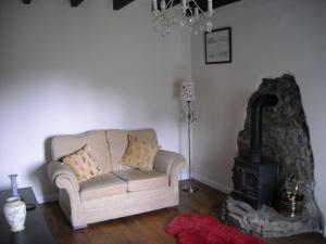 A seating area at Kerean House