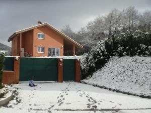 Tatil evi Casa Bosque Albite (İspanya Llanera) - Booking.com