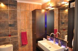A bathroom at Villa Vanessa