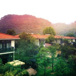 Wuyishan Back Home Coffee Villa