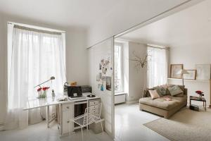 Luxuous 4BR apartment in Marais