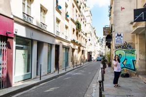 Apart Inn Paris Quincampoix A