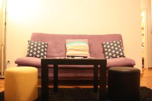 Apartment Purple Rain