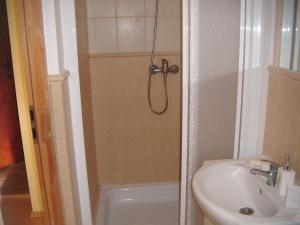 A bathroom at Apartament Wolin koło Międzyzdrojów