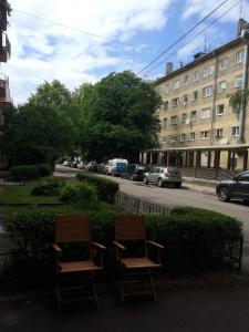 Apartments on Chaikovskogo 4