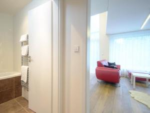 Apartment in Prague Libeň