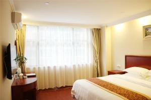 GreenTree Inn Hebei Baoding Sanfeng Road Agricultural University Shell Hotel